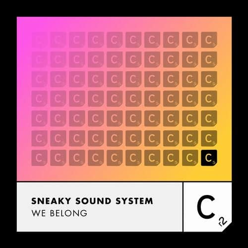 WE BELONG – SNEAKY SOUND SYSTEM