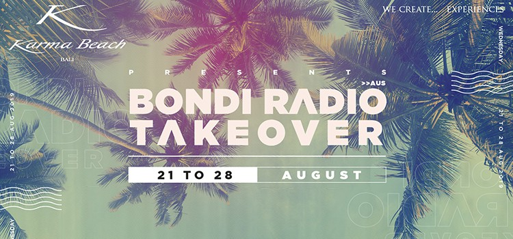 BONDI RADIO -TAKEOVE