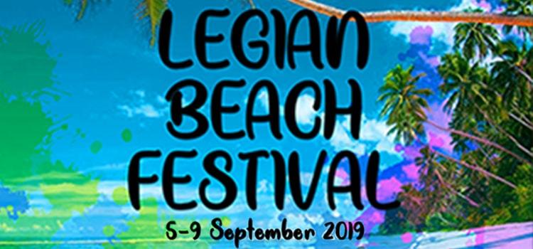 LEGIAN BEACH FESTIVAL