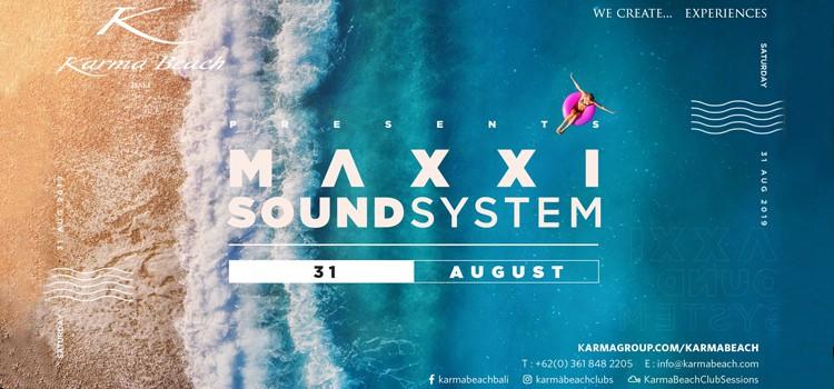 MAXXI SOUND SYSTEM