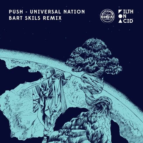 PUSH – UNIVERSAL NATION (BART SKILLS REMIX)
