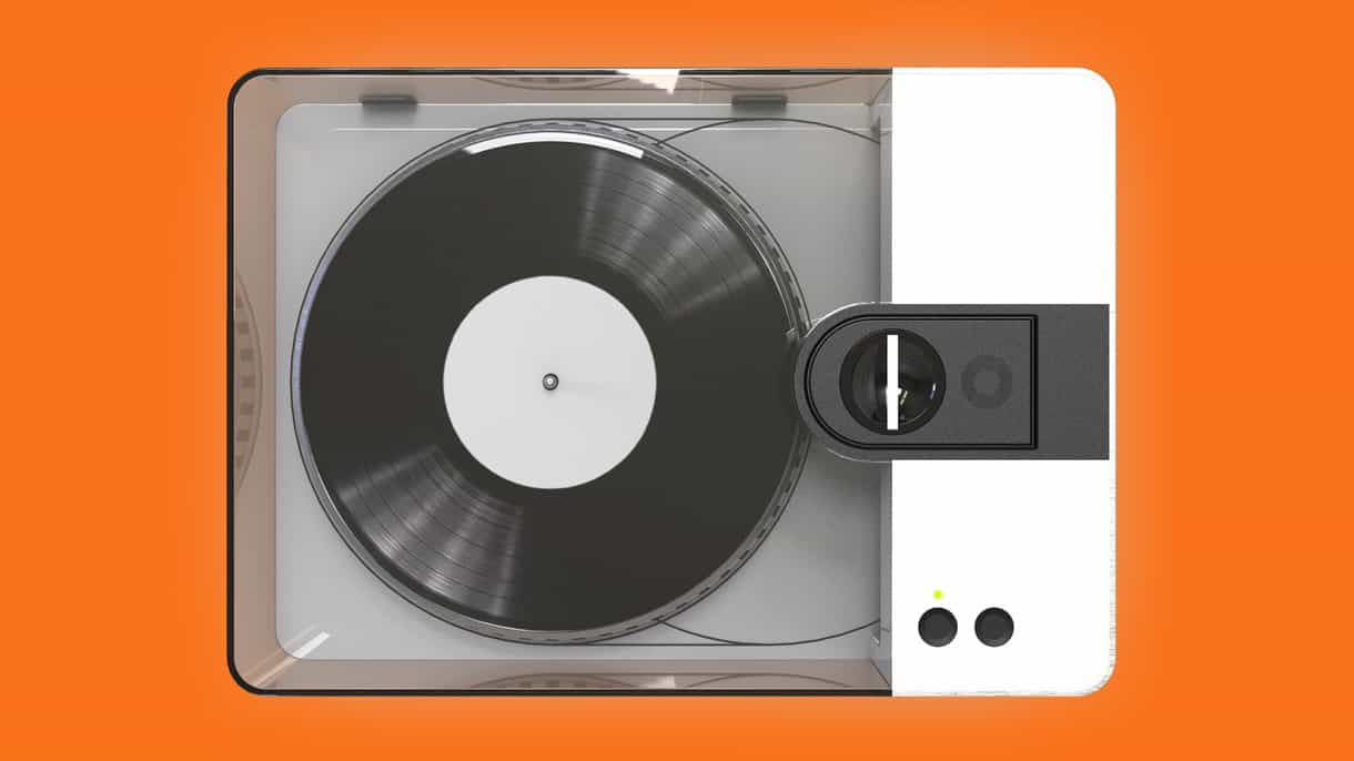 CUT YOUR OWN VINYL RECORDS