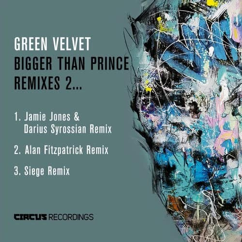 BIGGER THAN PRINCE – GREEN VELVET