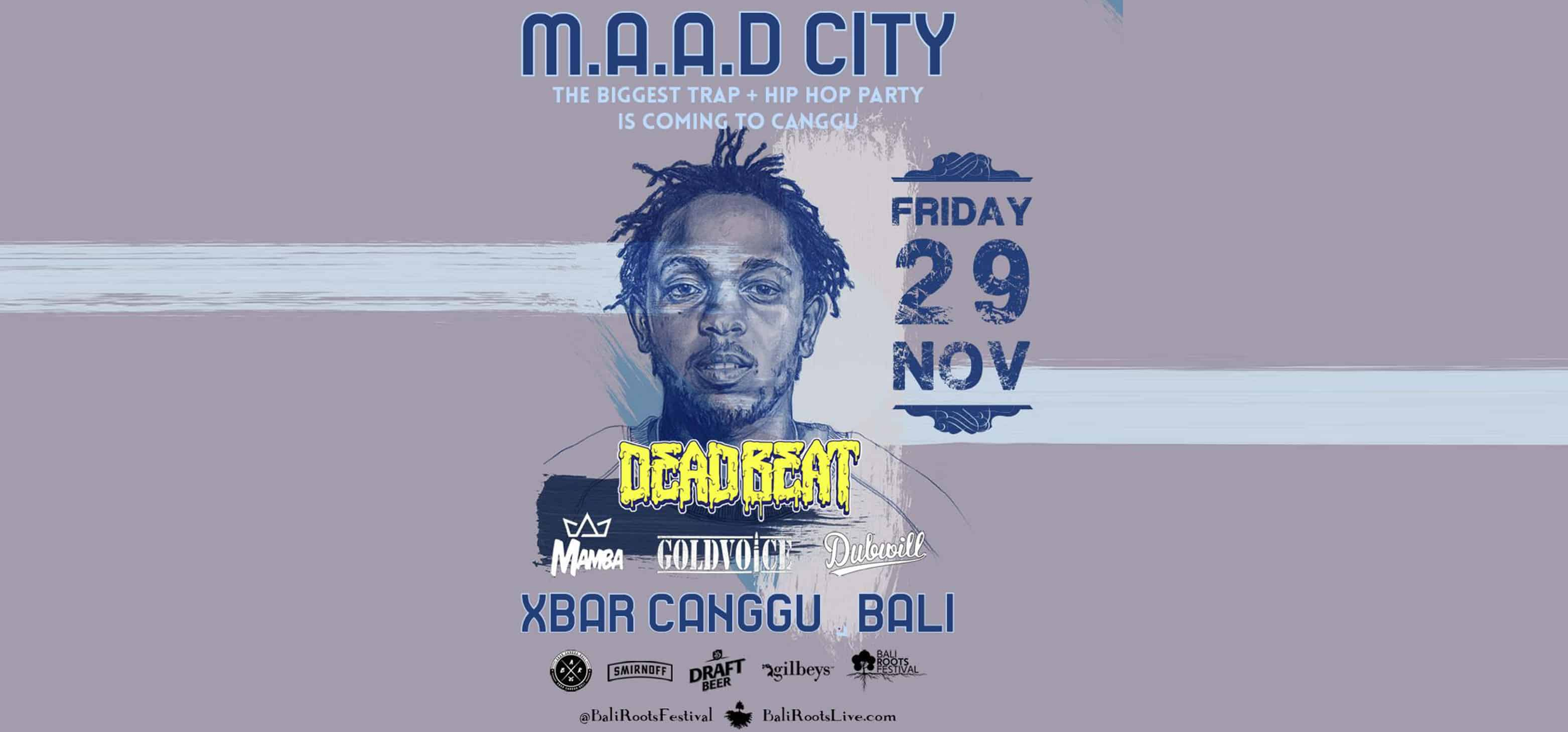 M.A.A.D CITY