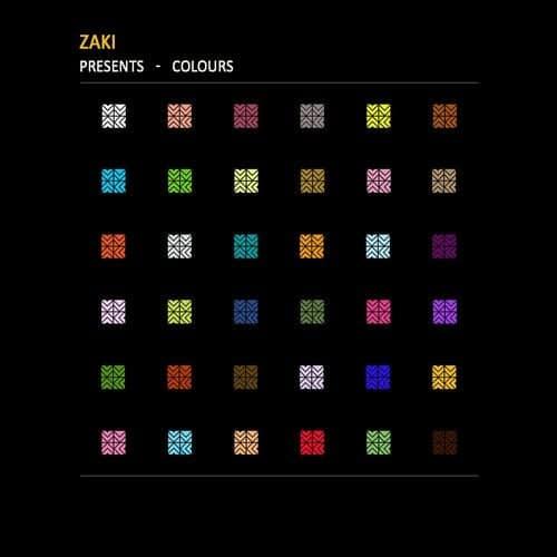 COLOURS – ZAKI