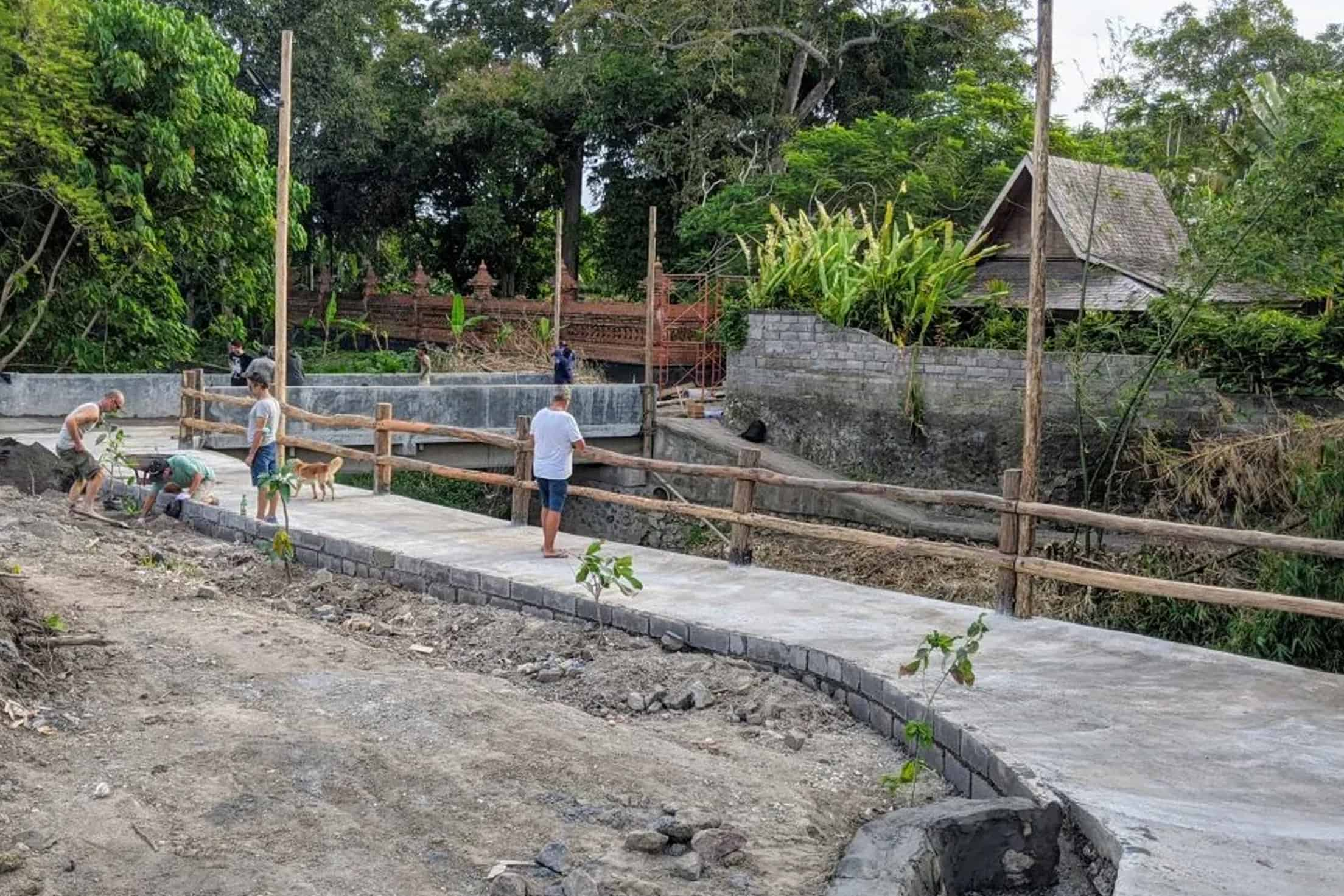 NEW SHORTCUT BETWEEN PERERENAN AND CANGGU OPENING SOON