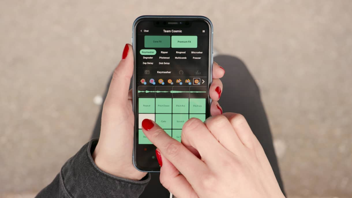 NEW COLLABORATIVE APP AIMS TO BE HOUSEPARTY FOR MUSIC-MAKERS