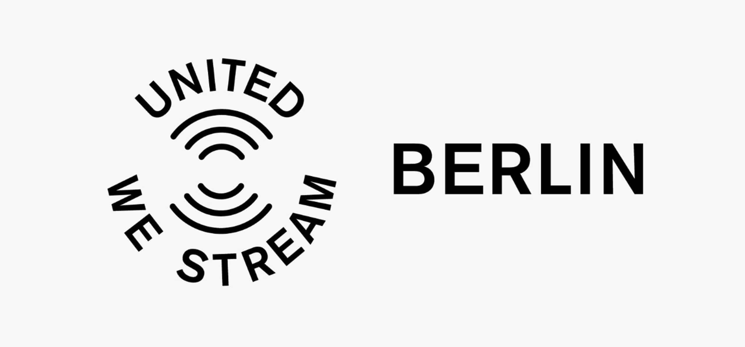UNITED WE STREAM BERLIN