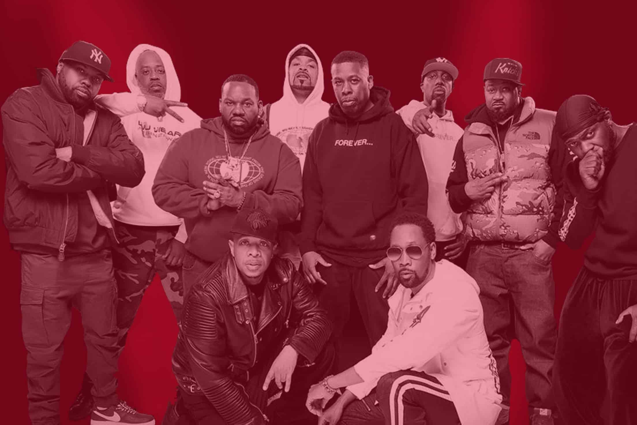 "WU-TANG CLAN UNVEIL CHARITY HAND SANITISER, ""PROTECT YA HANDS"""