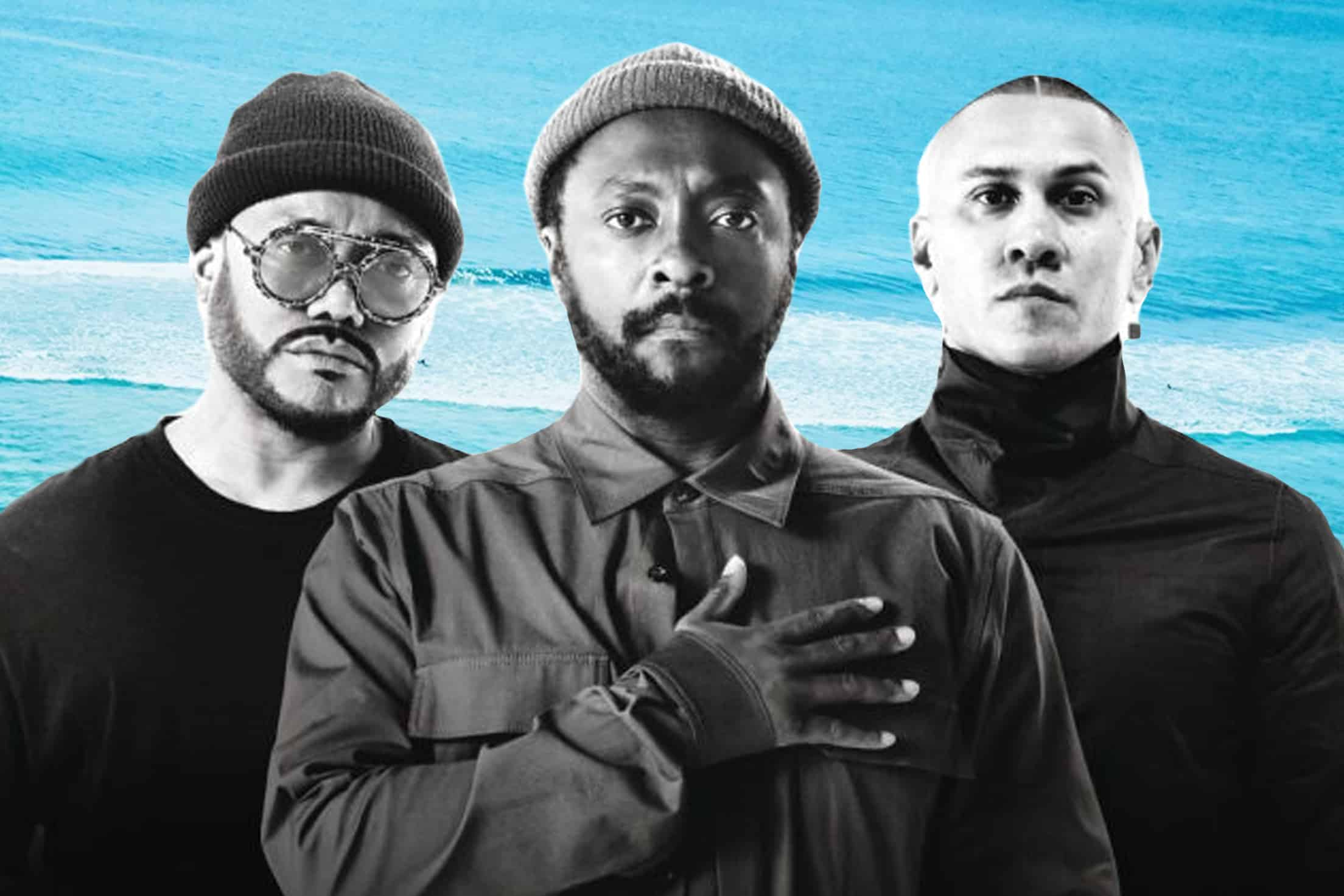 BLACK EYED PEAS' NEW ALBUM TRANSLATION OUT NOW
