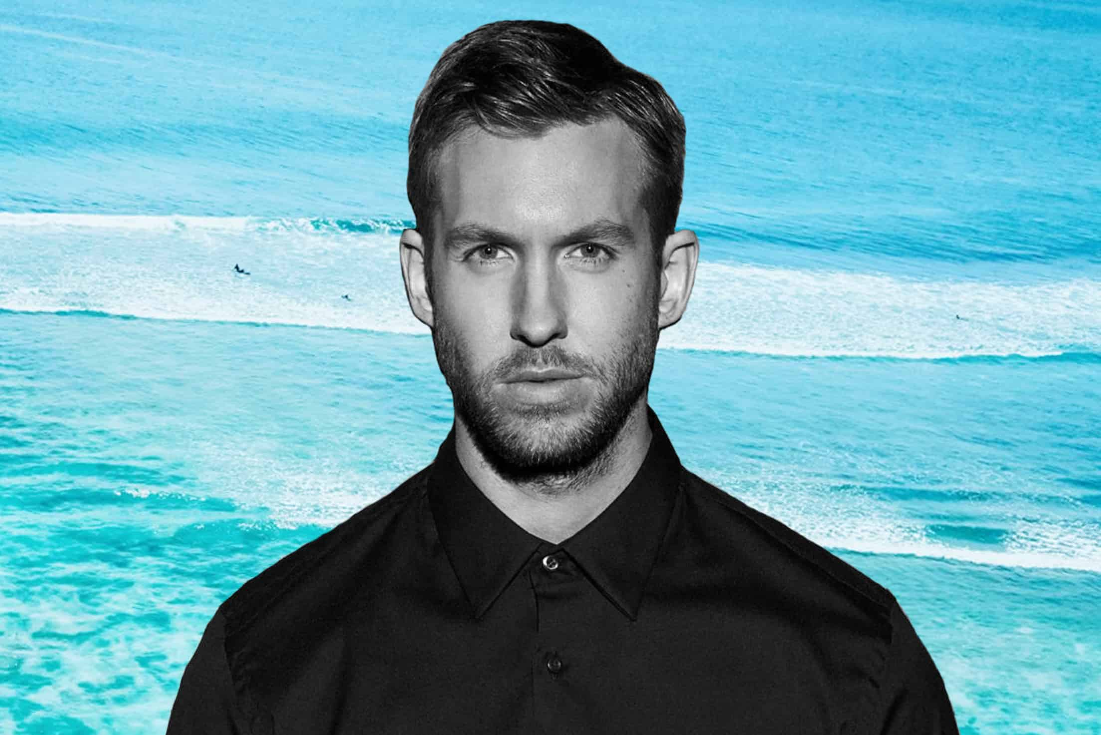 CALVIN HARRIS DEFECTED DEBUT, 'LIVE WITHOUT YOUR LOVE'