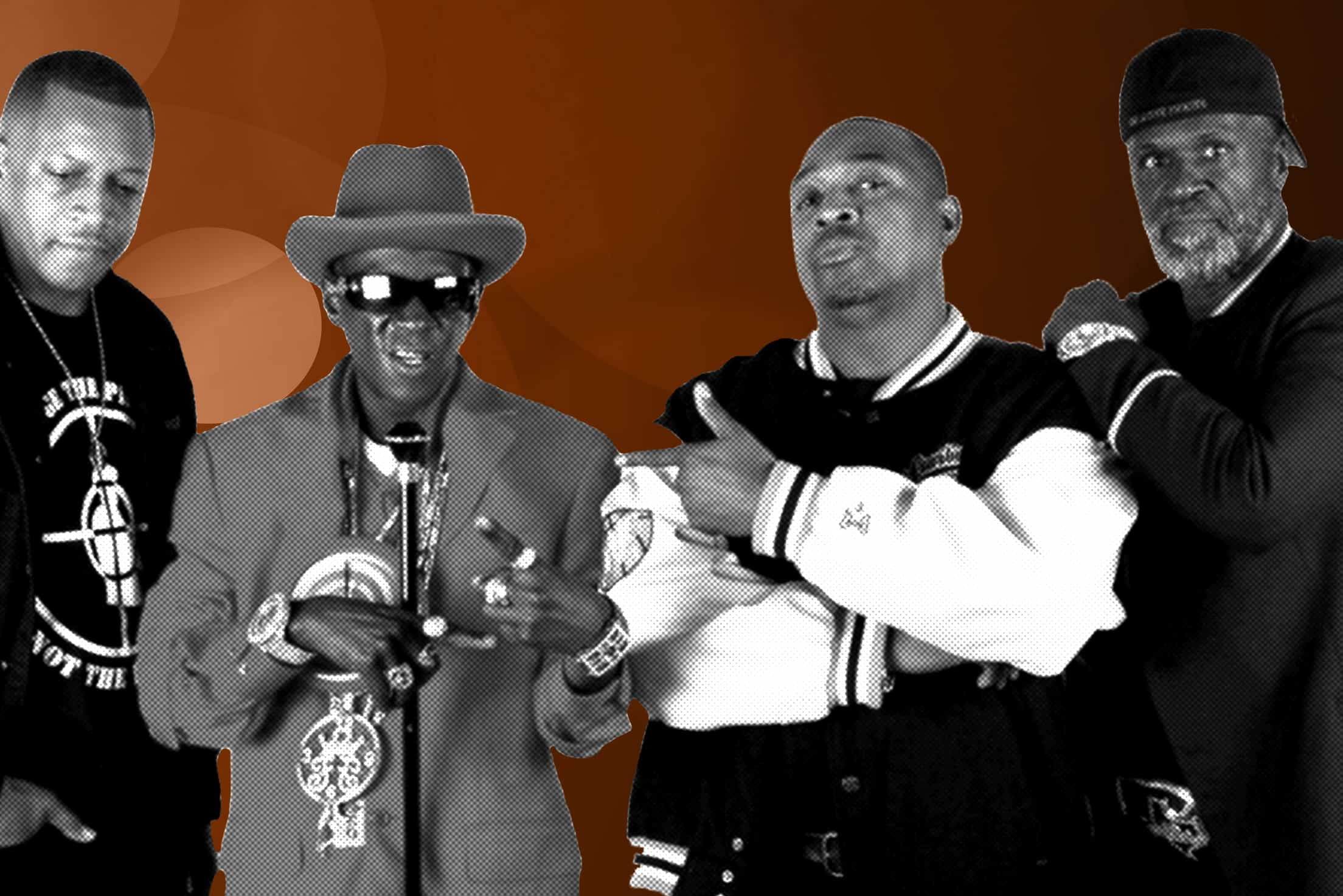 PUBLIC ENEMY ANNOUNCE NEW SINGLE, 'STATE OF THE UNION (STFU)'