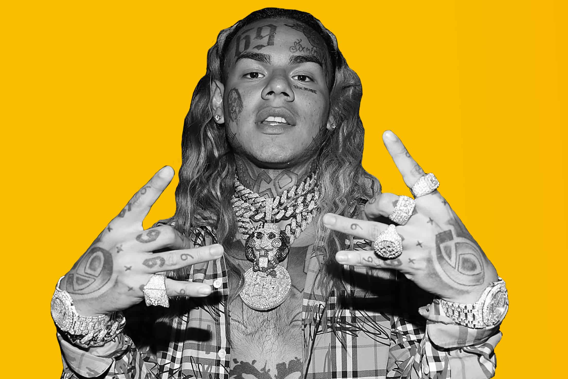 6ix9ine DROPPING NEW SONG 'YAYA', THIS IS THE BEST ONE I DID SO FAR