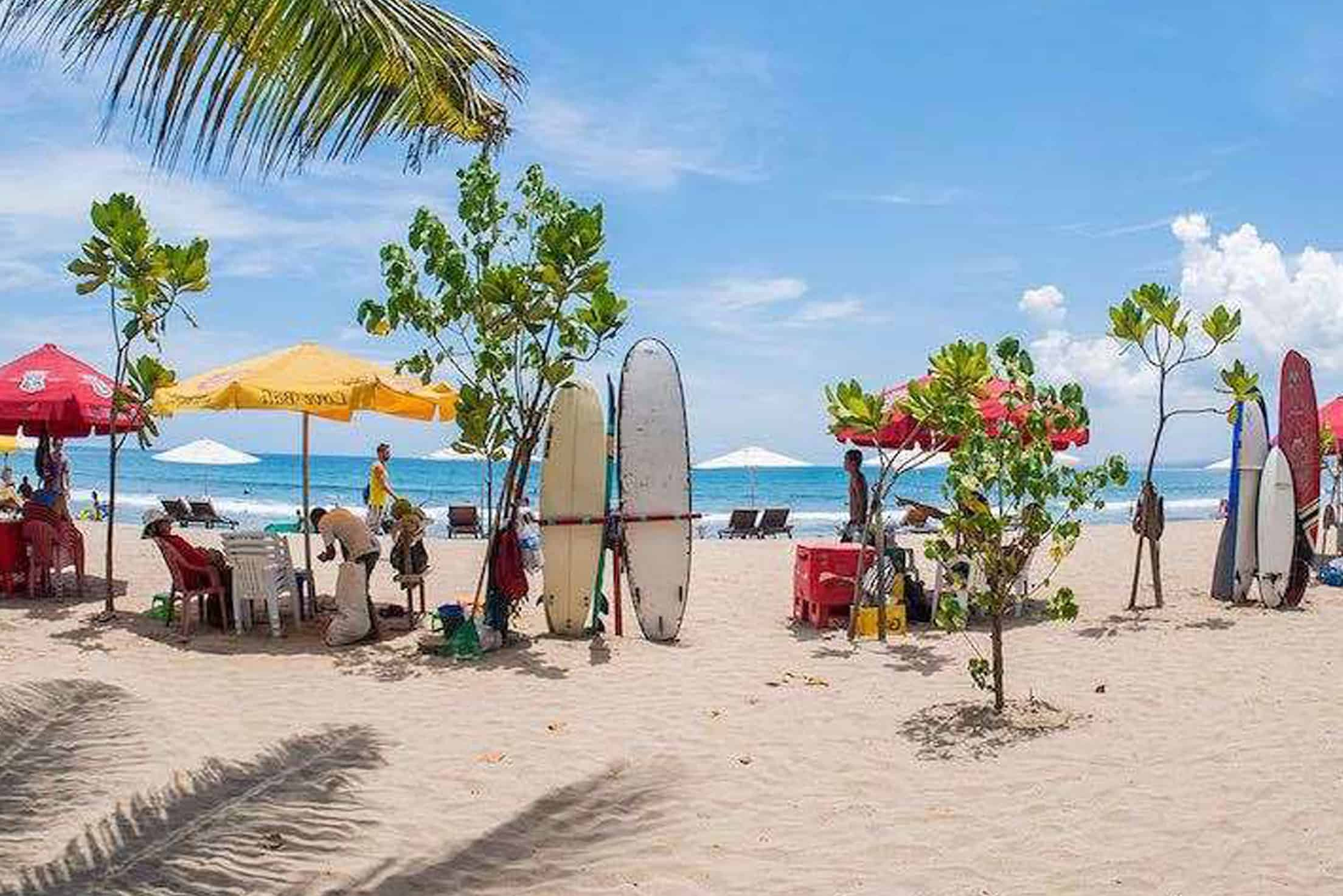 KUTA BEACH WILL OPEN ON JULY 9 WITH NEW NORMAL CHANGES