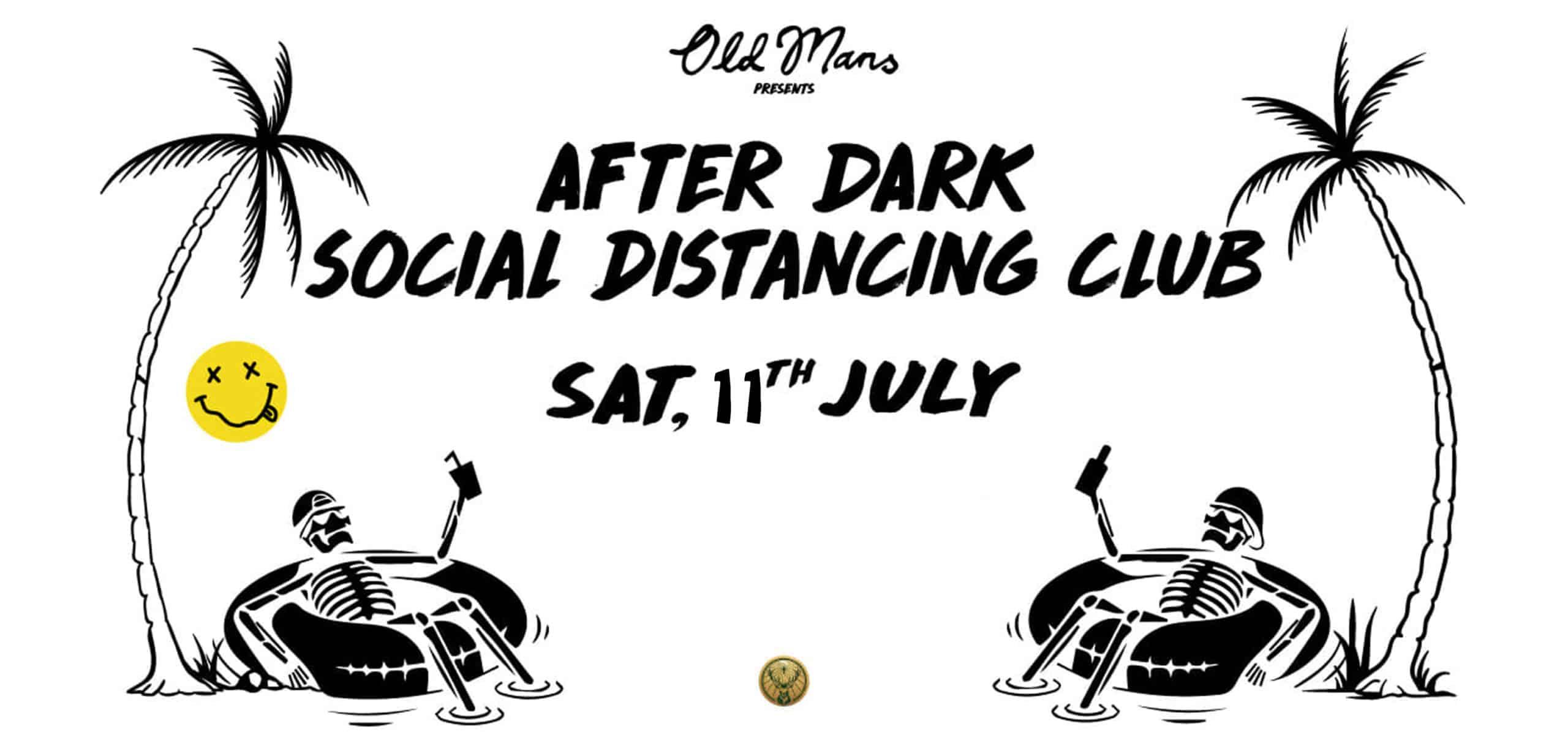 AFTER DARK SOCIAL DISTANCING CLUB